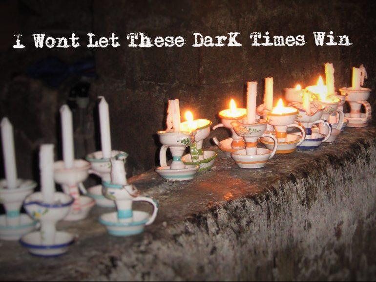 Dark Times quote