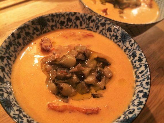 Harissa soup